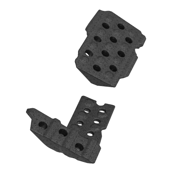 EPP and EPS Components - Foot Rests