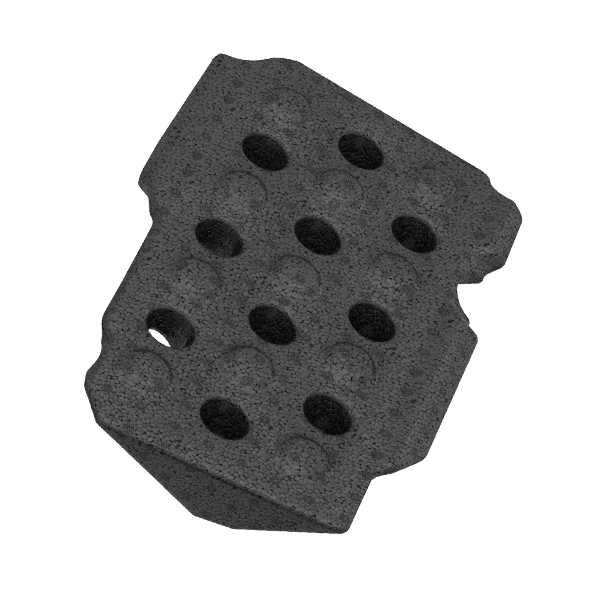EPP and EPS Components - Floor Padding