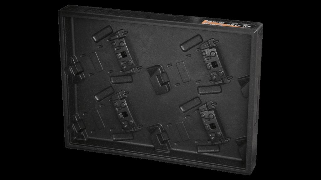 Trays, Abstandshalter transportieren und EPP-Verpackungen - Automobilindustrie
