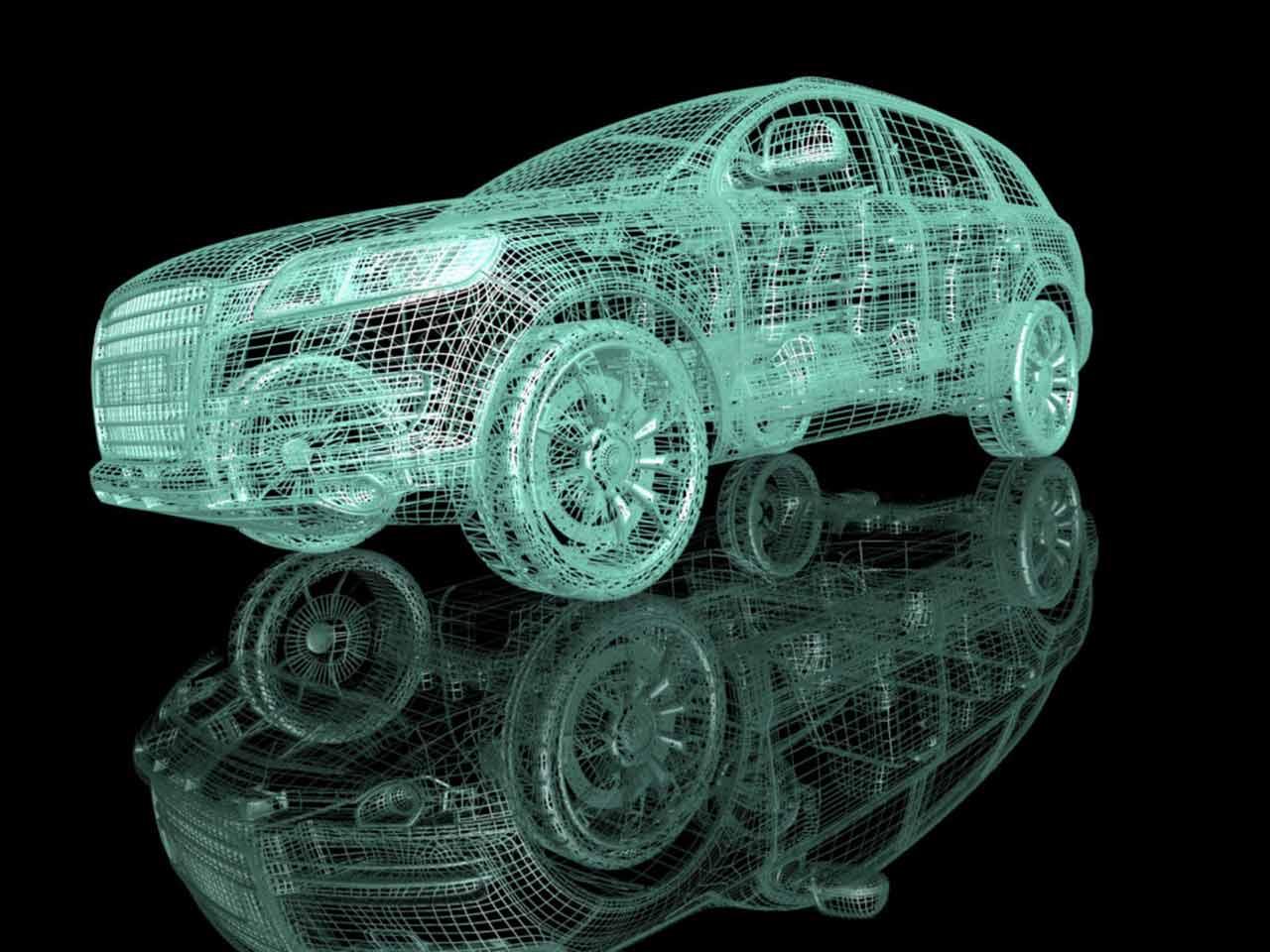 Model samochodu - kluczowe znaczenie innowacyjnych tworzyw sztucznych