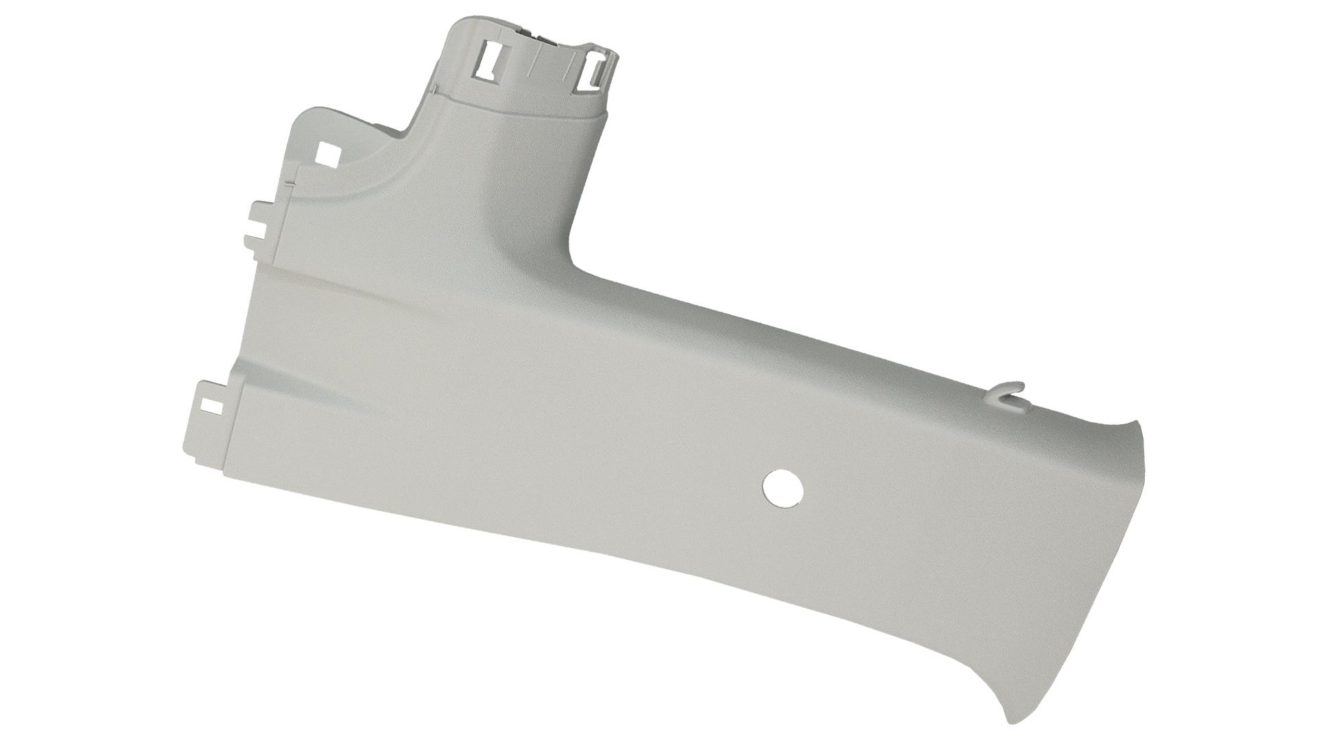 komponent samochodowy z PP