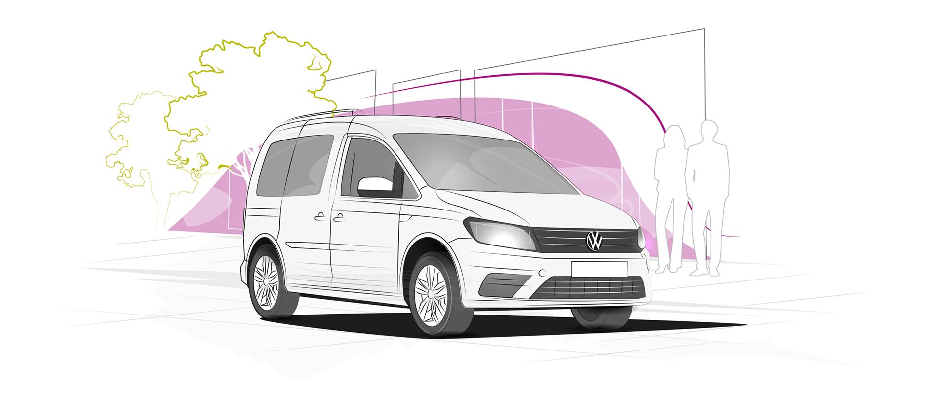 Knauf Industries produkuje części do nowego Volkswagena Caddy