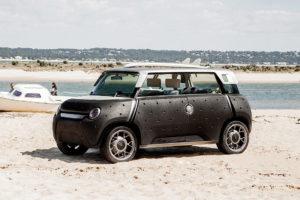 Así será el coche del futuro: 150 kilos más de plástico para consumir menos