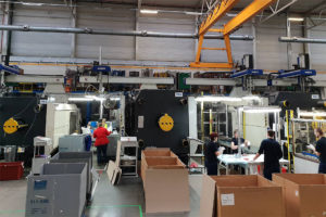 Production of car parts made of EPP has been launched at the factory in Wrocław