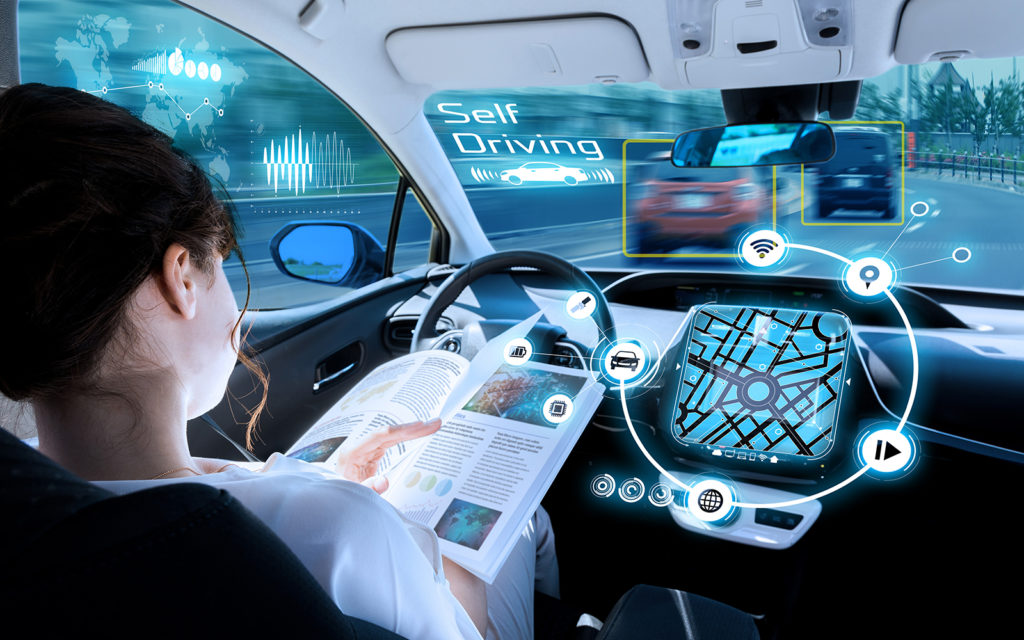 The autonomous car – when will vehicles no longer require a driver?