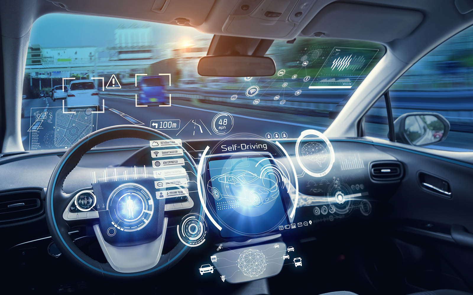 In the coming years, cars will be equipped with an increasing number of life and health protection systems.