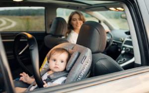 El asiento de seguridad infantil más ligero del mundo con EPP
