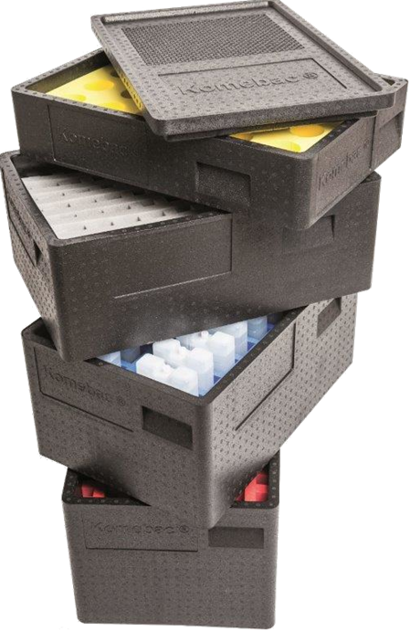 Komebac® - leichte wiederverwendbare EPP-Verpackung für die Automobilindustrie - Automobilindustrie