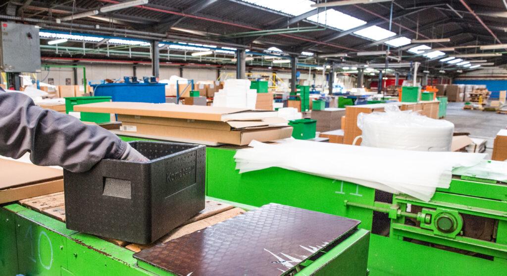 Embalagem na logística vs gestão de embalagem. O que você precisa saber sobre otimização da logística em uma unidade de produção?