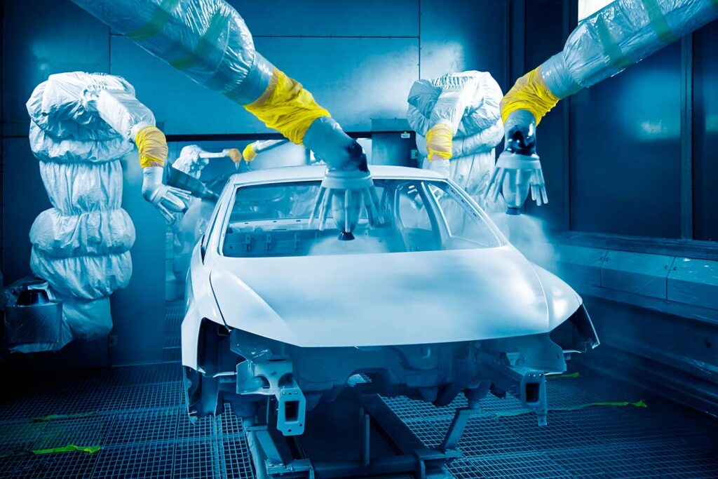 Pad printing in the automotive sector – advantages and application
