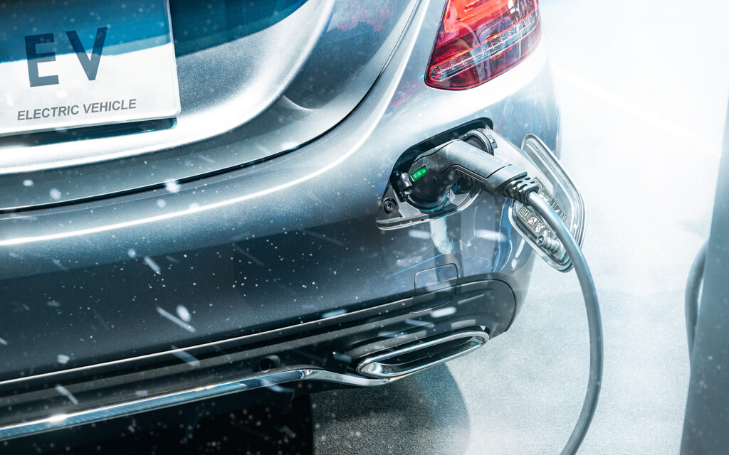 How to extend the range of an electric car in winter?