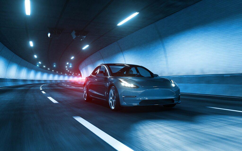 Los componentes de EPP de los coches eléctricos: un complemento excelente de los sistemas de seguridad
