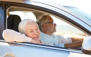 A car for a senior person – how should it be equipped?