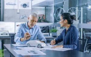 Produção ecológica de automóveis – em busca de novas tecnologias