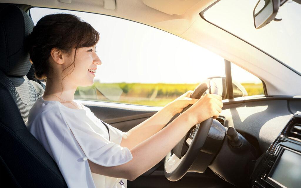 Автокресло и правильное положение за рулем