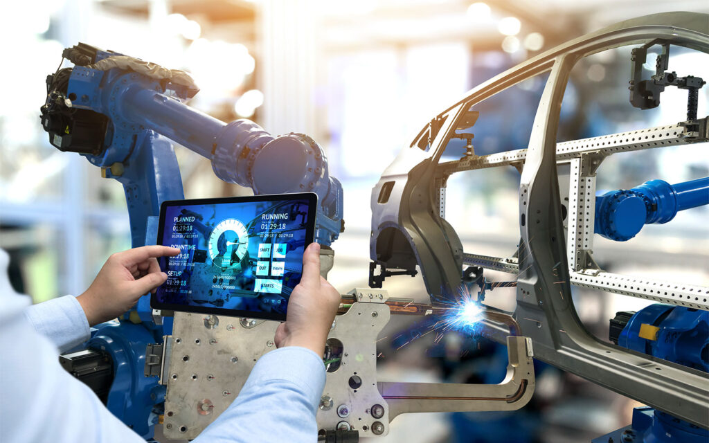 Supplier selection criteria in the automotive industry