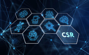 What are the key pillars of CSR for the automotive industry?